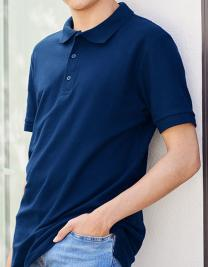 Premium Cotton® Double Piqué Polo