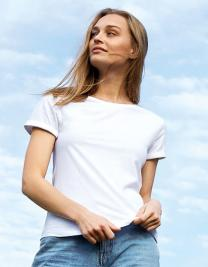 Ladies´ Roll Up Sleeve T-Shirt